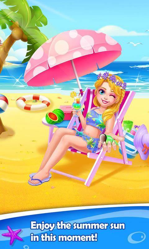 芭比公主换装游戏截图4