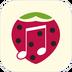 草莓铃音LOGO