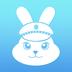 小兔关门LOGO