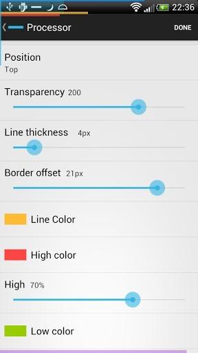 电量线条PowerLine截图4