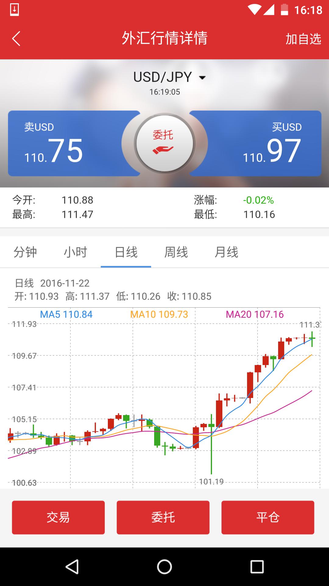 中信投资截图5