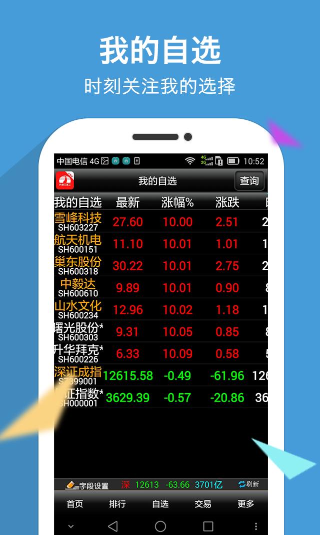 南京证券大智慧截图2
