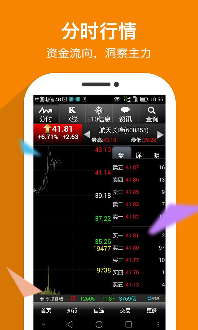 南京证券大智慧截图3