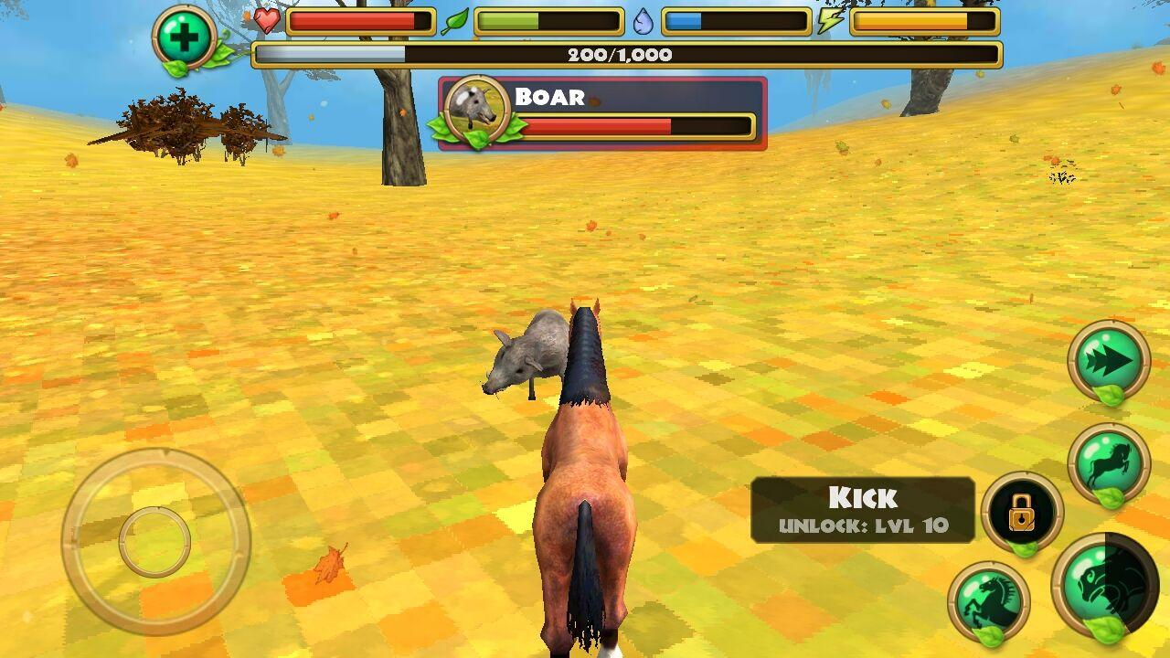 野马模拟器截图2