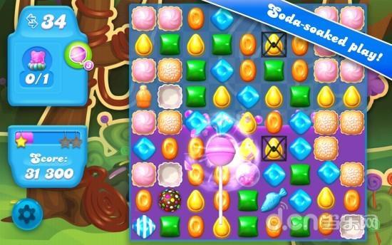 糖果粉碎苏打传奇截图3