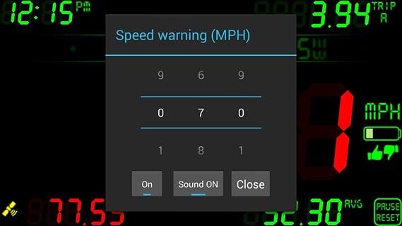 速度测试仪截图5