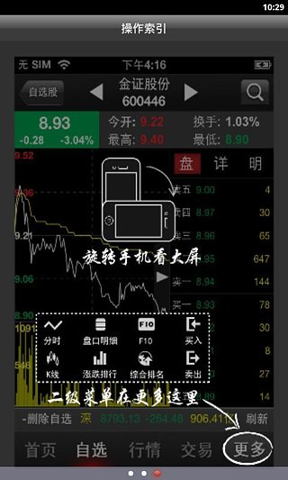 中信建投手机证券通用版截图4