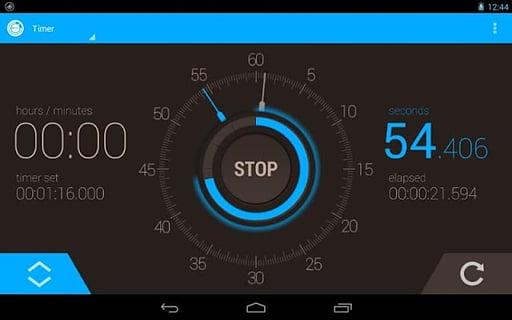 秒表 计时器截图4