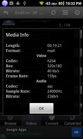 百转视频转换器截图3