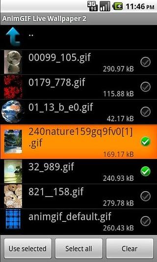 GIF动态桌面壁纸截图1