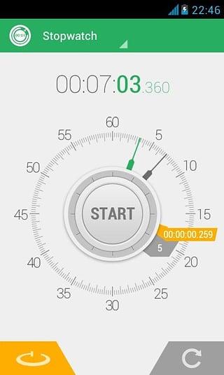 秒表 计时器截图6