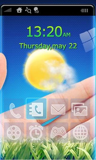 透视手机透明屏幕豪华版 Transparent Phone截图2