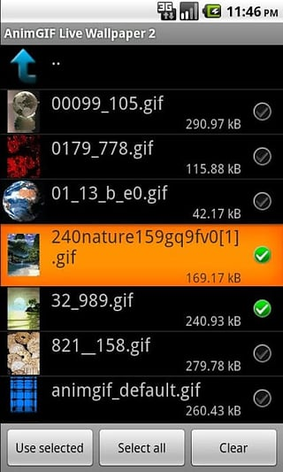 GIF动态桌面壁纸截图3