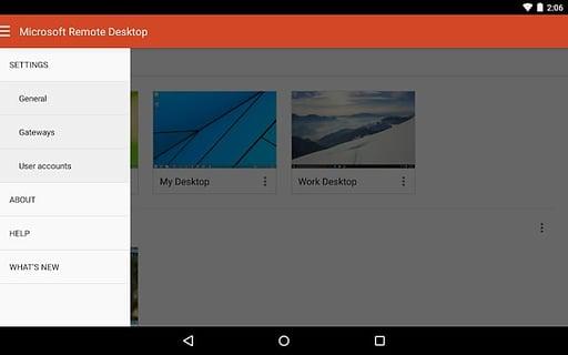 Microsoft远程桌面截图5