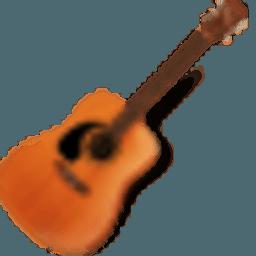 学吉他必备LOGO
