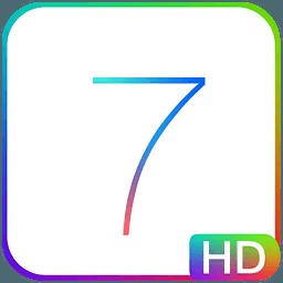 仿ios7苹果安卓平板主题HD