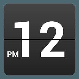 复古时钟 Retro Clock Widget