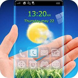 透视手机透明屏幕豪华版 Transparent Phone