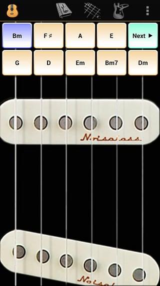 吉他独奏截图1