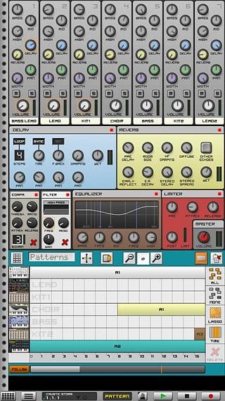 音乐合成器截图6