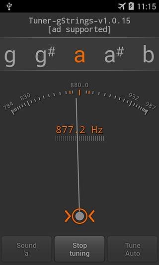 gStrings调音师截图1