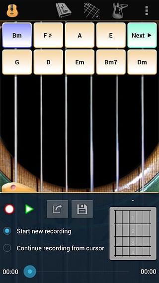 吉他独奏截图2