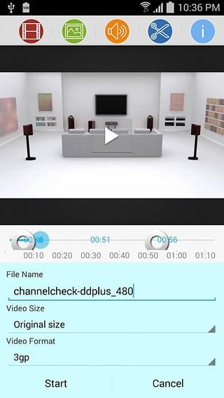 视频转换器截图1