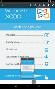 Xodo阅读器截图3