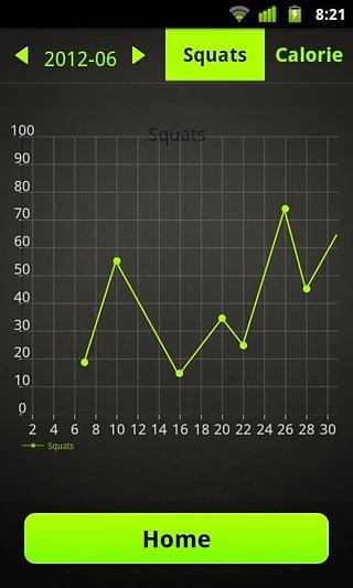 下蹲教练 - Squats Workout截图4