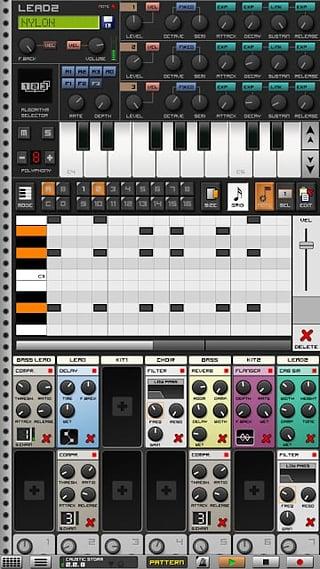 音乐合成器截图1