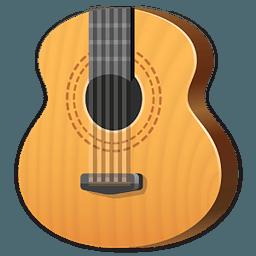 吉他独奏LOGO