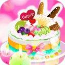开心做蛋糕