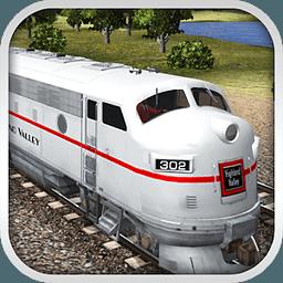 实况模拟列车