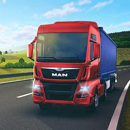 模拟卡车16LOGO