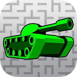 坦克动荡段首LOGO
