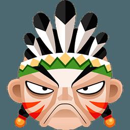 游戏部落LOGO