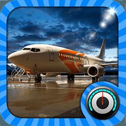 波音飞机模拟飞行