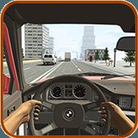 模拟驾驶LOGO