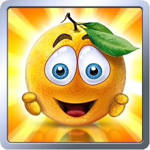 拯救橘子LOGO