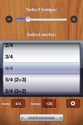 神秘节拍器iPad版截图2