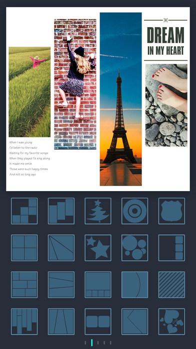 美图拼贴iPad版截图2