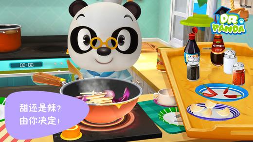 熊猫餐厅iPad版截图1
