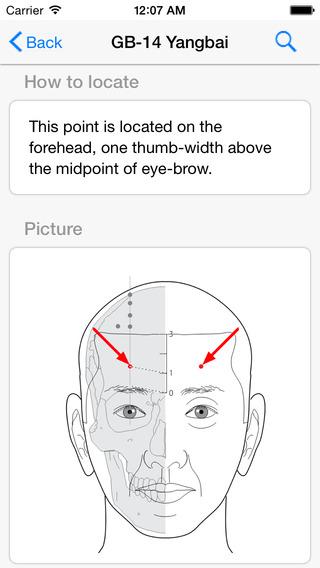 穴位治愈自己iPad版截图4
