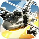 C.H.A.O.S混沌战斗直升机iPad版LOGO