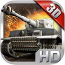 3D坦克争霸iPad版LOGO
