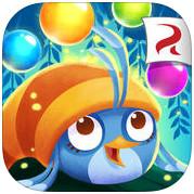 愤怒的小鸟思黛拉泡泡iPad版