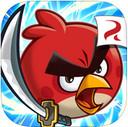 愤怒的小鸟大作战iPad版