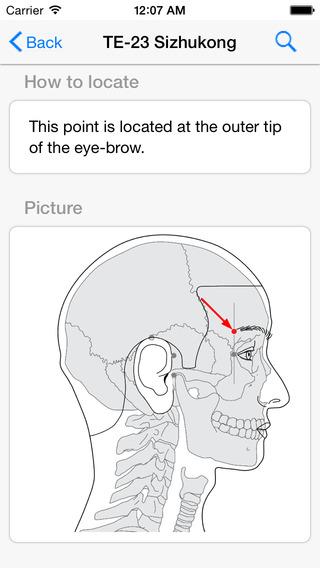 穴位治愈自己iPad版截图3