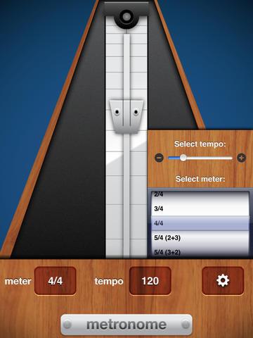 神秘节拍器iPad版截图4