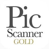 Pic Scanner Gold 黄金图片扫描LOGO